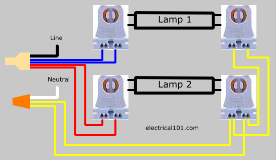 Led Light Fixture Wiring Diagram from www.electrical101.com