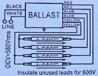 ballast wiring diagram fluorescent ballasts electrical 101 t12 ballast wiring diagram at gsmportal.co