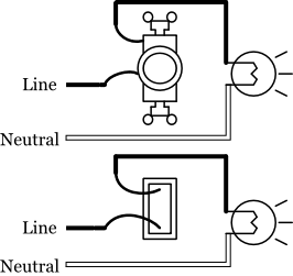 dimmer switch wiring diagram dimmer switches electrical 101 wiring a dimmer switch diagram at mifinder.co