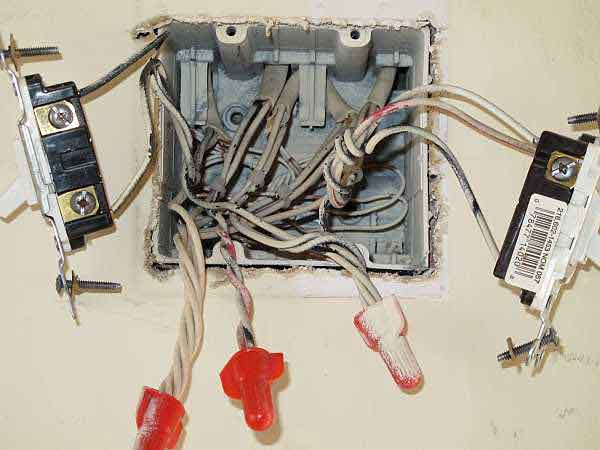 Two Switch Box Wiring